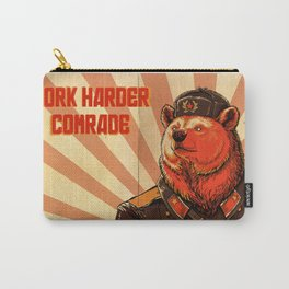 Work Harder, Comrade! Carry-All Pouch