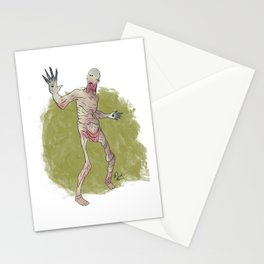 The Pale Man - Pan's Labyrinth Stationery Cards
