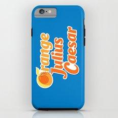 Orange Julius Caesar Tough Case iPhone 6