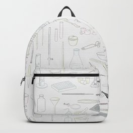Lab equiptment Backpack