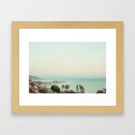 Los Angeles #2 Framed Art Print