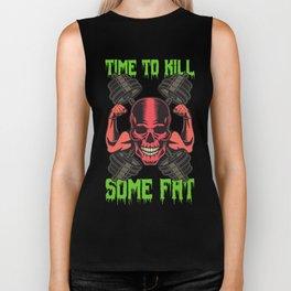 Time To Kill Some Fat Biker Tank