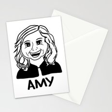 Amy Poehler Stationery Cards