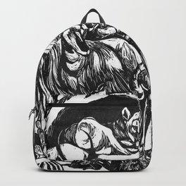 Desert Peaceable Kingdom Backpack