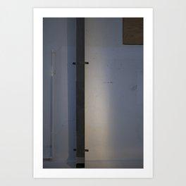 Backwall; Austin, TX Art Print