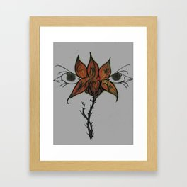 OdHoney Framed Art Print