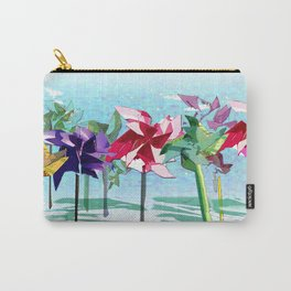 Contrary Mary's Garden Carry-All Pouch