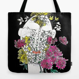 Where all the years have gone by Tote Bag