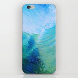 Endless Barrel, Big Wave Series iPhone Skin