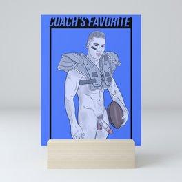 Coach's Favorite Mini Art Print