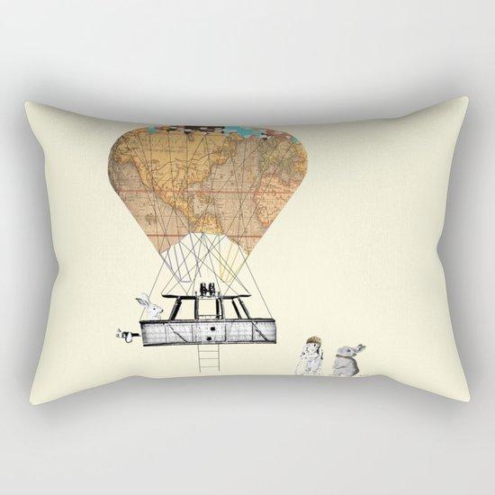 Adventure days  Rectangular Pillow