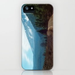 they're coming down iPhone Case