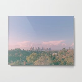 Dreaming of Los Angeles Metal Print