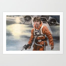 R2, You Stay With The Ship Art Print