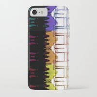 milan iPhone & iPod Cases featuring Milan Multi by Iconic Arts