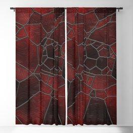 Mosaic glass glass mosaic colorful Blackout Curtain