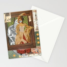 Poison Mistress Stationery Cards