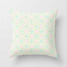 SPRING 2017 pastel Throw Pillow