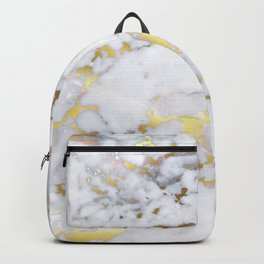 Original Gold Marble Backpack