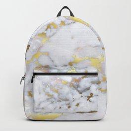 Original Gold Marble Backpack