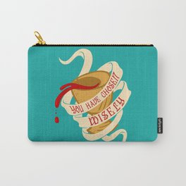 Chosen Wisely Carry-All Pouch