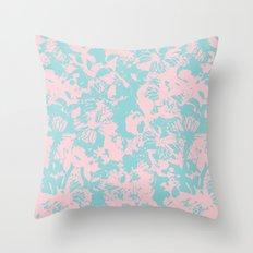 Sweet butterflies Throw Pillow