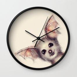 What the Fox? Wall Clock