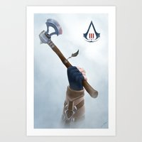 Nothing is true, everything is permitted Art Print