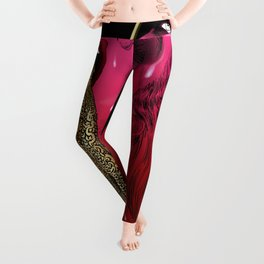 Saint Theresa Leggings
