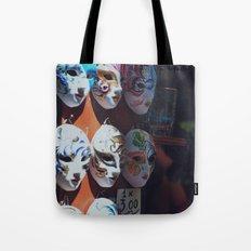 Venetian masks Tote Bag