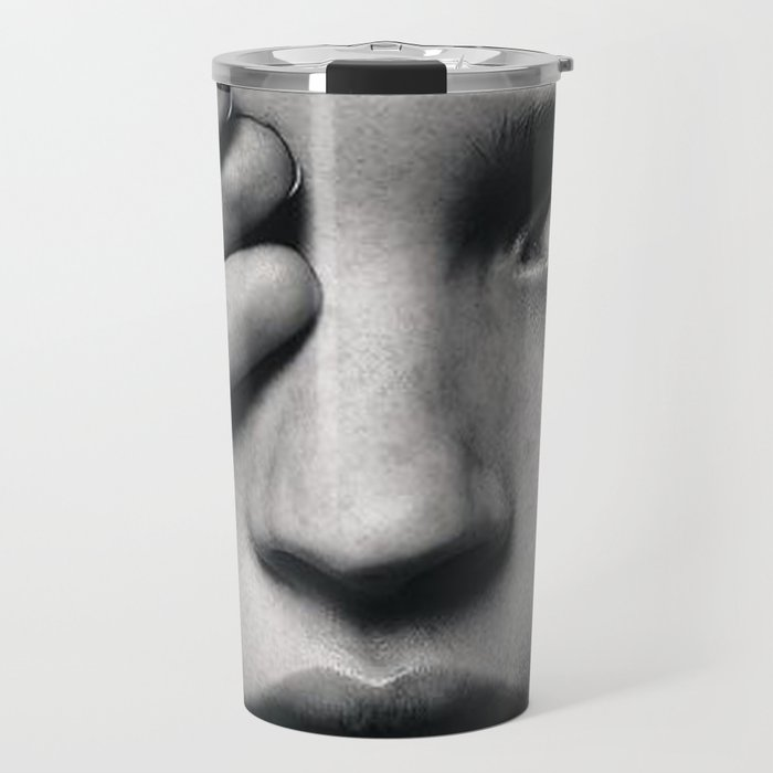 Kate Moss fashion Travel Mug