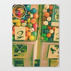 goody goody gumball! Canvas Print