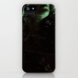 Suicide Witch in Critique I iPhone Case