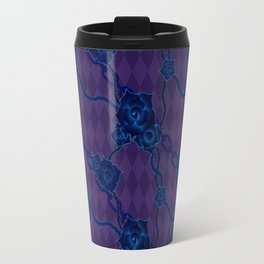 Thorny Rose Vines with Chains Travel Mug