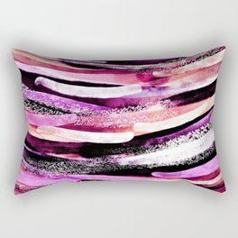 Aria Abstract Rectangular Pillow