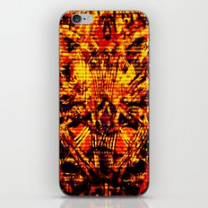 Demons iPhone & iPod Skin