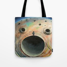 Lonely Planet Tote Bag