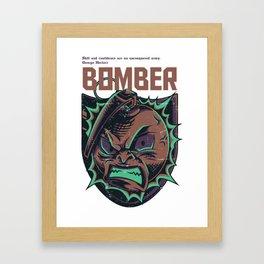 Bomberium Framed Art Print