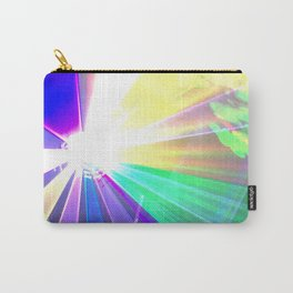Coloured laser Carry-All Pouch