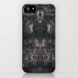 city chandelier iPhone Case