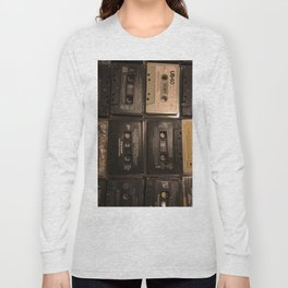 The Mixed Tape Project Long Sleeve T-shirt