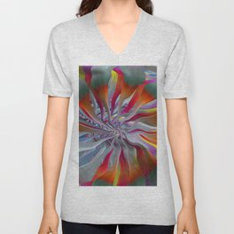 Into the Depths Unisex V-Neck