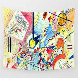 Wassily Kandinsky Untitled Wall Tapestry