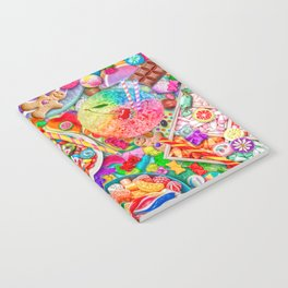 Candylicious Notebook