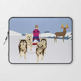 Fast surfing Laptop Sleeve