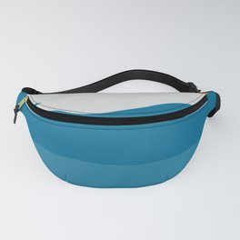 Sailing on the sea vintage artwork Fanny Pack