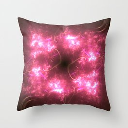 Essence of a Tulip Throw Pillow