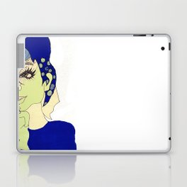 all this time away, you're still on my mind Laptop & iPad Skin