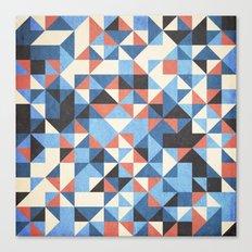 pattern #24 Canvas Print