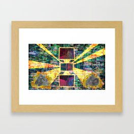 gifslap Framed Art Print